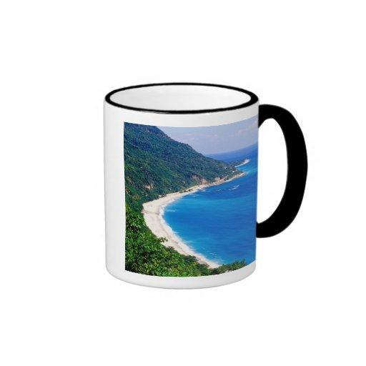 Playas, Barahona, República Dominicana, Tazas De Café