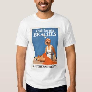 Playas de California Remeras