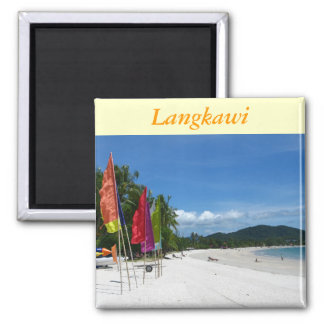Playas de Langkawi Imanes De Nevera