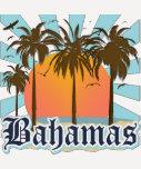Playas de las islas de Bahamas Camisetas