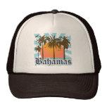 Playas de las islas de Bahamas Gorros Bordados