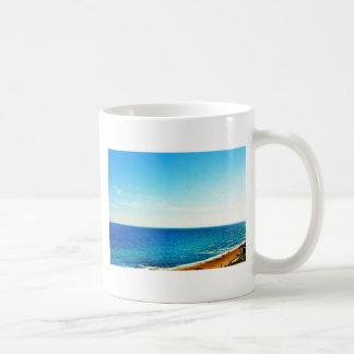 Playas de Nueva Inglaterra Taza