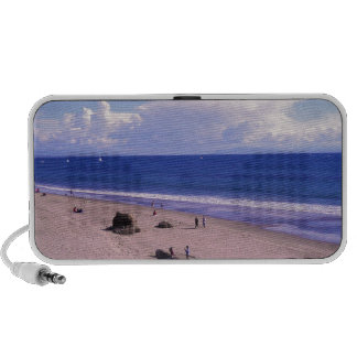 Playas de Santa Cruz iPod Altavoces