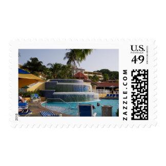 Playas en Boscobel en Jamaica Sellos