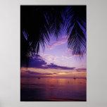 Playas en Negril, Jamaica 2 Póster
