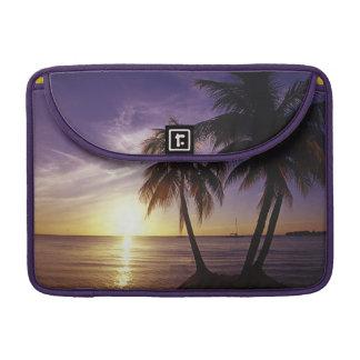 Playas en Negril, Jamaica 3 Funda Macbook Pro