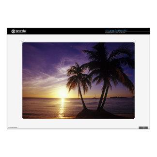 Playas en Negril, Jamaica 3 Skins Para Portátil