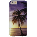 Playas en Negril, Jamaica Funda Barely There iPhone 6 Plus