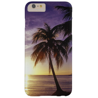 Playas en Negril, Jamaica Funda Para iPhone 6 Plus Barely There