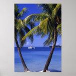 Playas en Negril, Jamaica Impresiones
