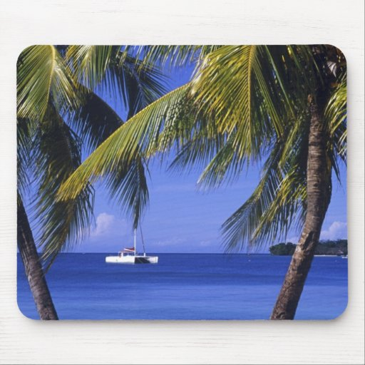 Playas en Negril, Jamaica Mouse Pads