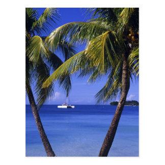 Playas en Negril, Jamaica Tarjeta Postal