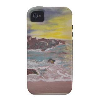 Playas Vibe iPhone 4 Carcasa