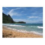 Playas hermosas de Kauai Postales