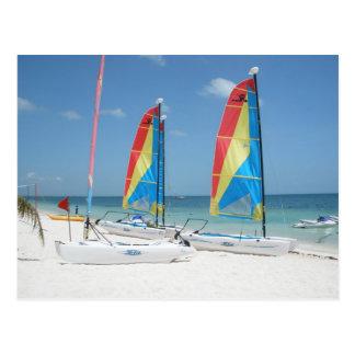 Playas Mujeres-Cancun México Postal