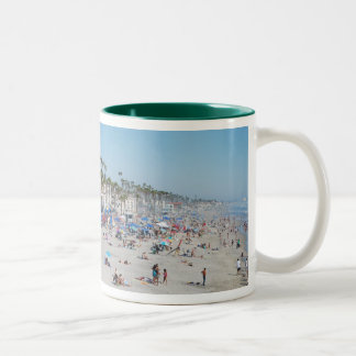 playas taza dos tonos