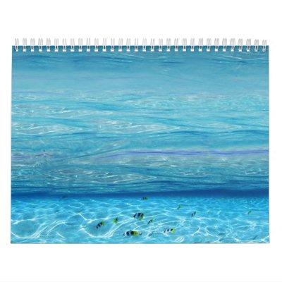 Playas tropicales calendario