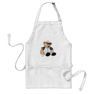 Playball Baseball Adult Apron