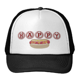 Playball-Happy 4th of July Trucker Hat