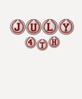 Playball-July 4th T Shirt