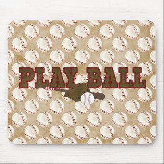 Playball Mouse Pad