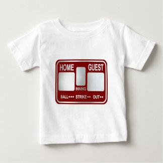 Playball scoreboard baby T-Shirt