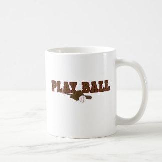 Playball Taza