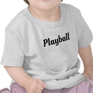 Playball Tee Shirts