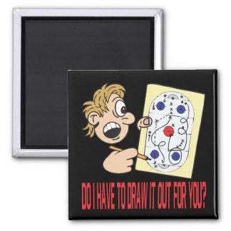 Playbook Magnet
