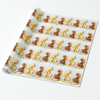 Playdate Wrapping Paper