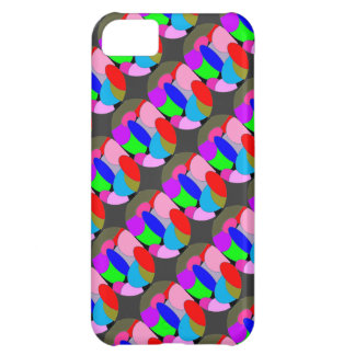 Playdough Eggs!  Colorful Abstract Cover For iPhone 5C