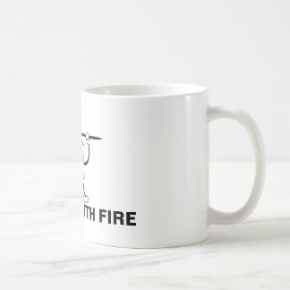 Played With Fire Coffee Mug