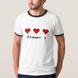 Player 1 - 8 Bit T-Shirt