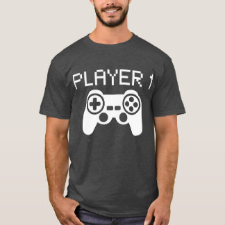Player 1 (Dad) T-Shirt