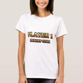 Player 1 T-Shirt