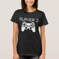 Player 2 (Mom) T-Shirt