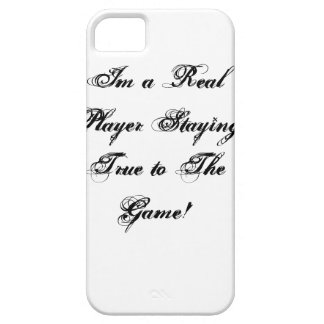 PLAYER iPhone 5 CASES