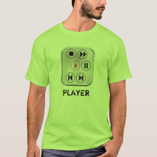 Player Control design T-Shirt