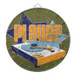 Player Dartboard