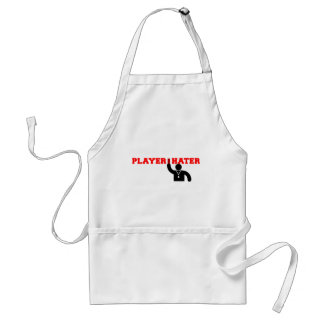 Player Hater Adult Apron