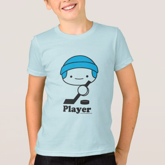 Player (hockey) Kids Apparel (more styles) T-Shirt