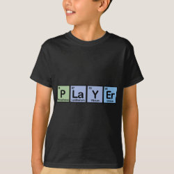 Kids' Hanes TAGLESS® T-Shirt with Player design