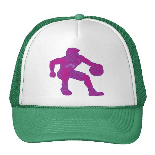 PLAYER MESH HATS