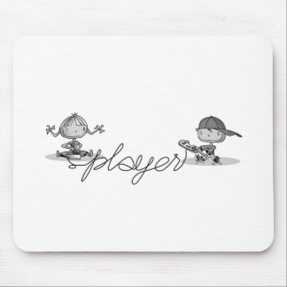Player mousepad
