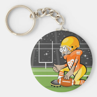 Player of American Soccer Keychain