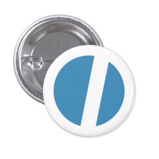 Player One Badge Pinback Buttons