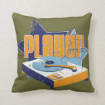 Player Pillow — SQUARE