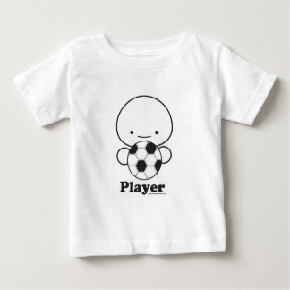 Player (soccer) Baby Apparel (more styles) Baby T-Shirt