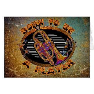 Player Trumpet ID281 Card