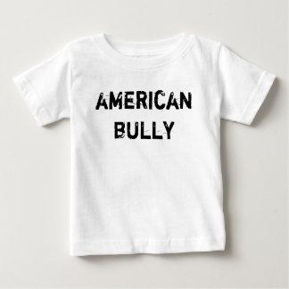 playera baby American Bully
